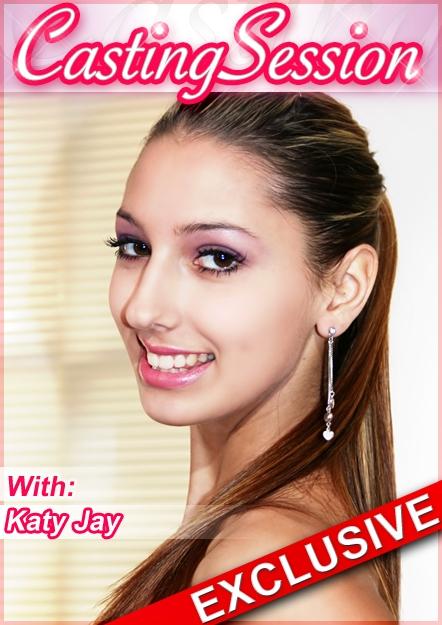 Casting #01 Katy Jay DVD
