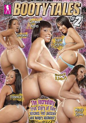Booty Tales #2 DVD