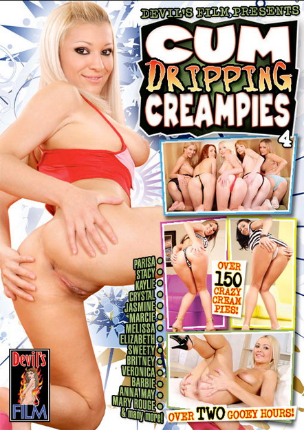Cum Dripping Cream Pies #04