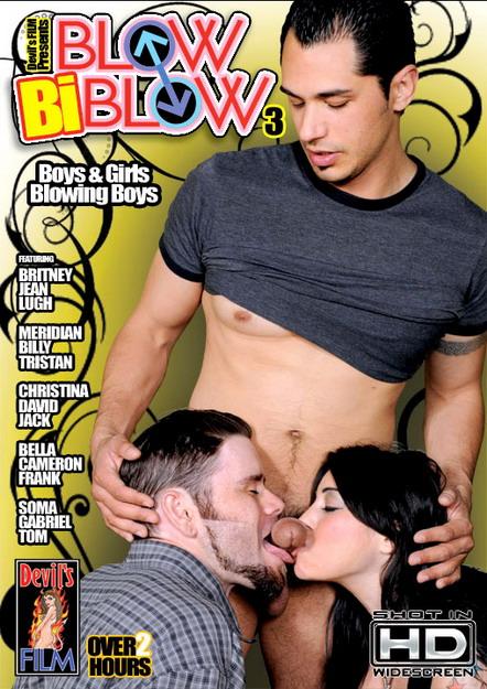 Blow Bi Blow #03 DVD