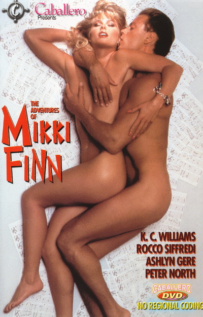 The Adventures of Mikki Finn DVD