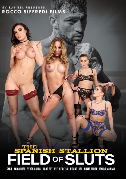 The Spanish Stallion: Field of Sluts DVD