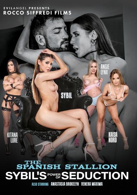 The Spanish Stallion: Sybil's Power of Seduction DVD