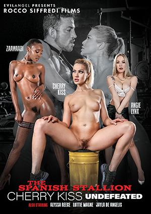 The Spanish Stallion: Cherry Kiss Undefeated DVD