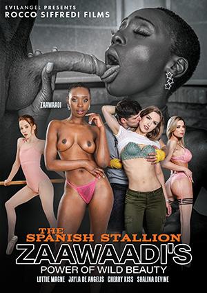 The Spanish Stallion: Zaawaadi the Power of Wild Beauty DVD