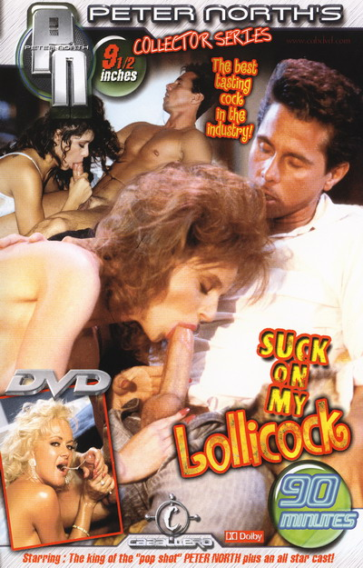 Suck On My Lollicock DVD