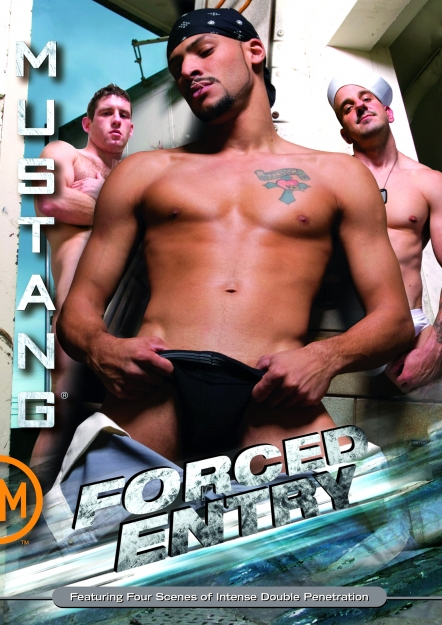 Forced Entry DVD