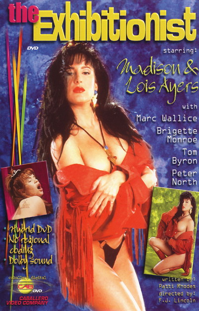 The Exhibitionist DVD