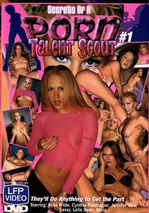 Secrets of a Porn Talent Scout #1 DVD