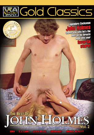 The Best of John Holmes #2 DVD
