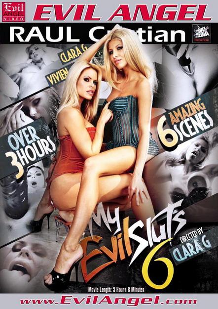 My Evil Sluts #06 DVD
