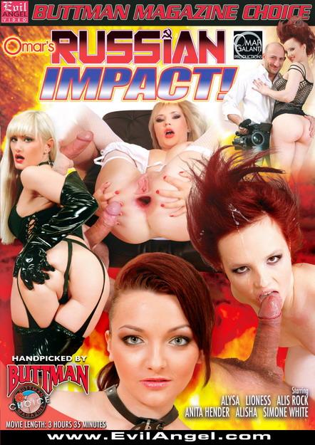 Russian Impact DVD