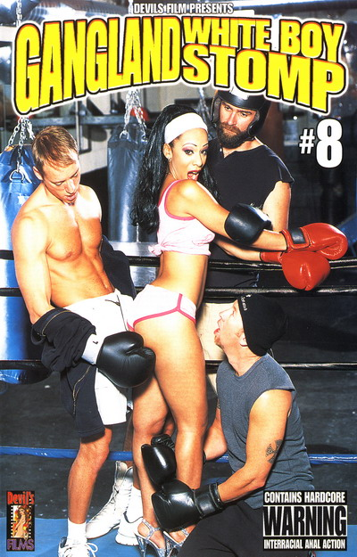 GangLand White Boy Stomp #08 DVD