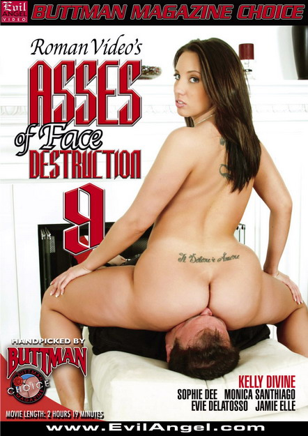 Asses Of Face Destruction #09