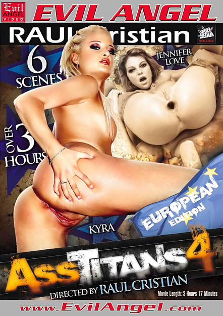 Ass Titans #04
