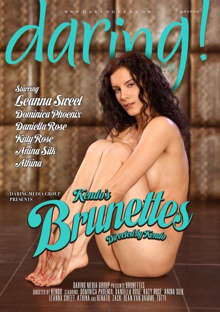 Kendo's Brunettes DVD