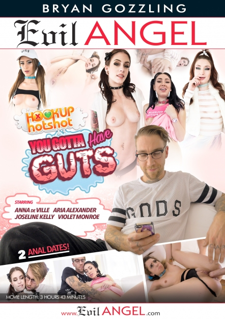 Hookup Hotshot: You Gotta Have Guts DVD