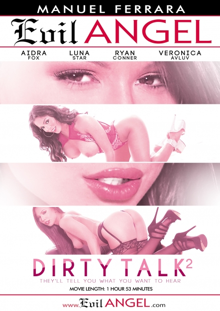 Dirty Talk #02 DVD