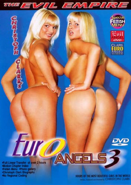 Euro Angels #03 DVD