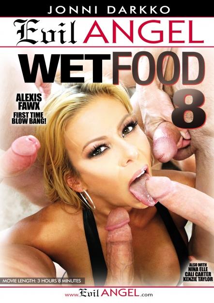 Wet Food #08 DVD