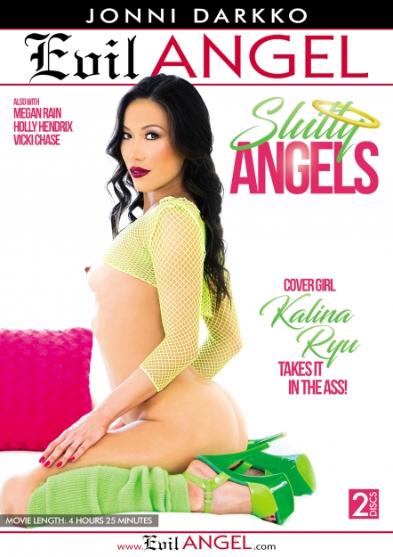 Slutty Angels DVD