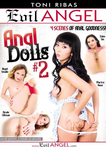 Anal Dolls #02 DVD