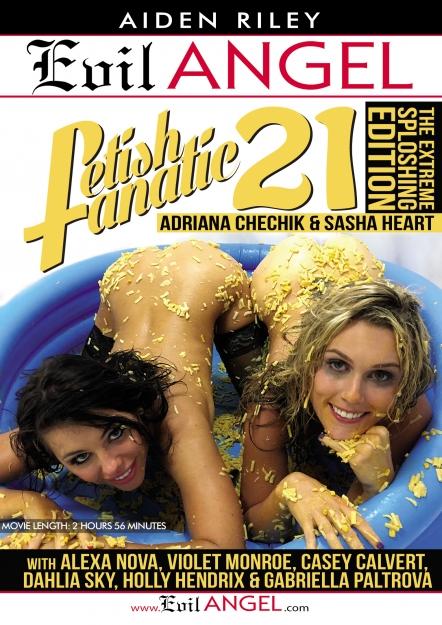 Fetish Fanatic #21 DVD