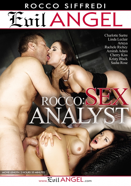 Rocco Sex Analyst DVD
