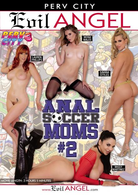 Anal Soccer Moms #02
