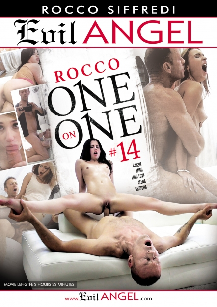 Rocco One On One #14 DVD
