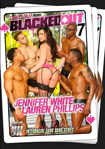 Blacked Out #07 DVD