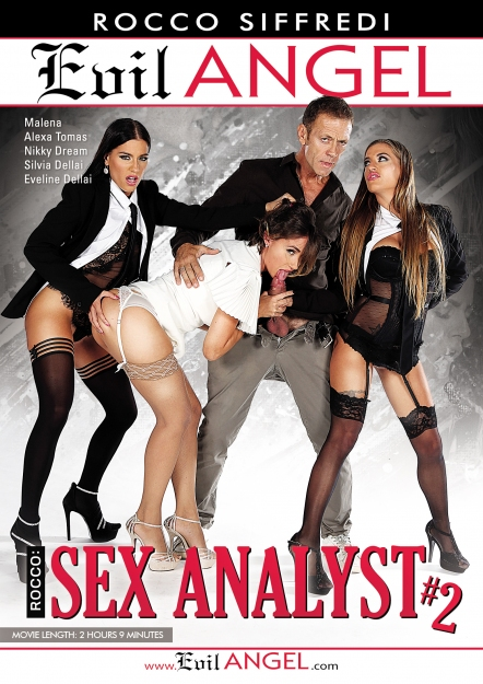 Rocco Sex Analyst #02 DVD