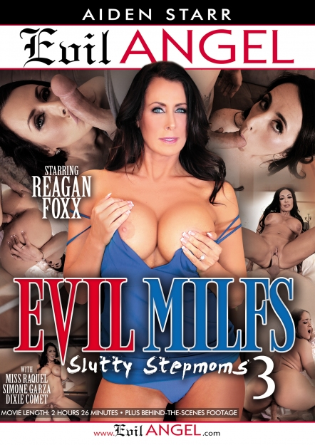 Evil MILFs #03: Slutty Stepmoms DVD