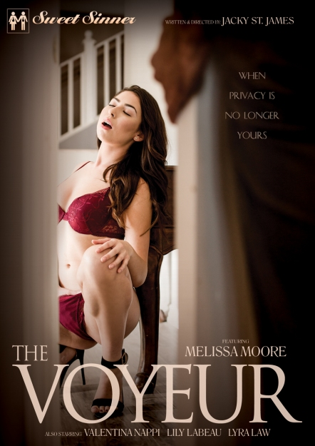 The Voyeur DVD