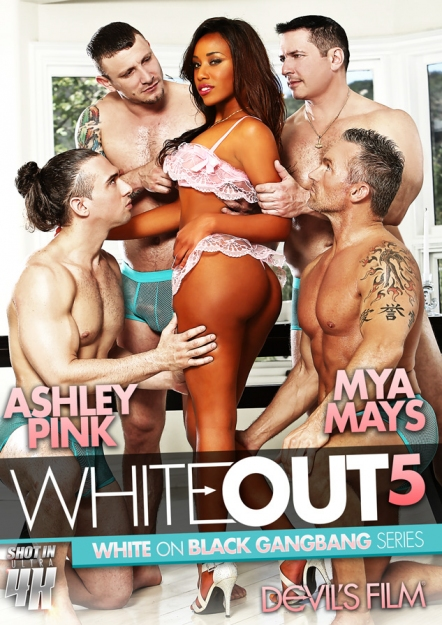White Out #05 DVD