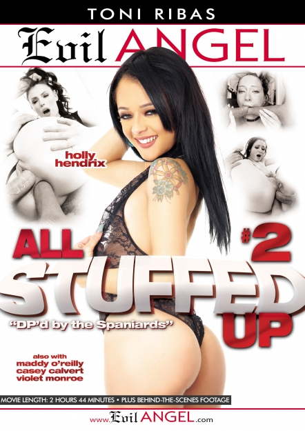 All Stuffed Up #02 DVD