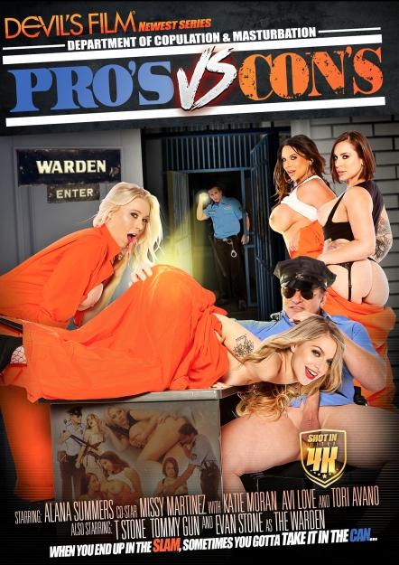 Pros Vs Cons DVD