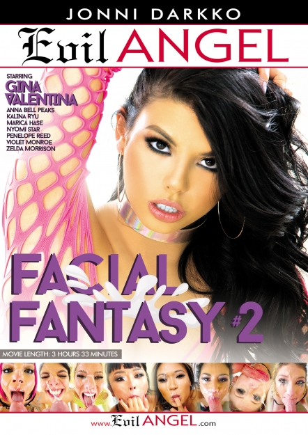 Facial Fantasy #02
