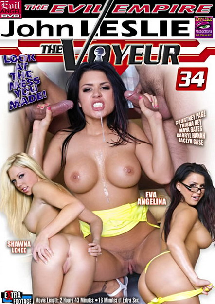 The Voyeur #34 DVD