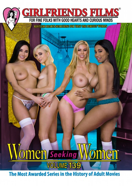 Women Seeking Women #139 DVD