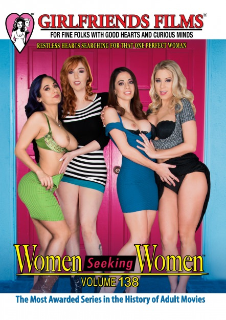 Women Seeking Women #138 DVD