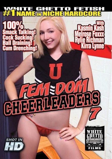Fem Dom Cheerleaders #07 - Part 2