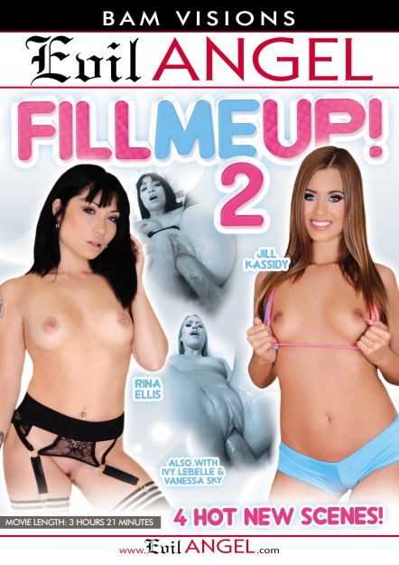 Fill Me Up! #02 DVD