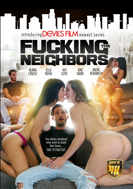 Fucking The Neighbors DVD