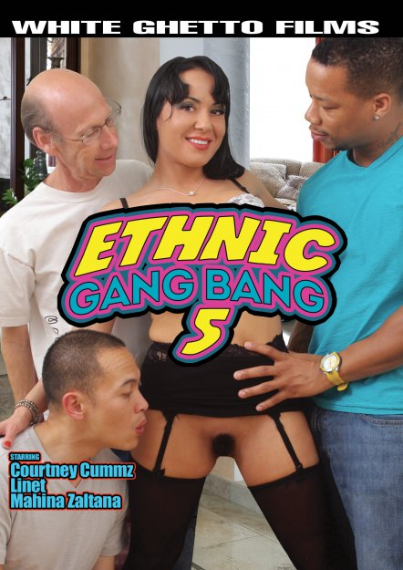 Ethnic Gang Bang #5 - Part 02 DVD