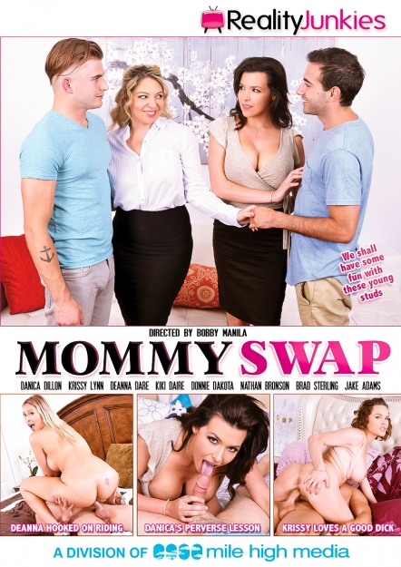 Mommy Swap DVD