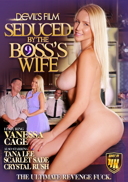 Seduced By The Boss' Wife #09