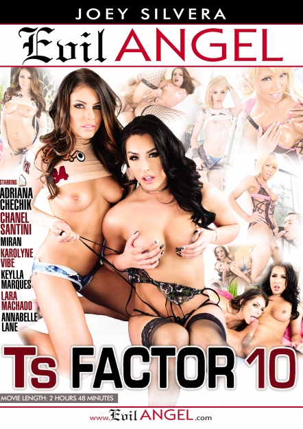 TS Factor #10 DVD