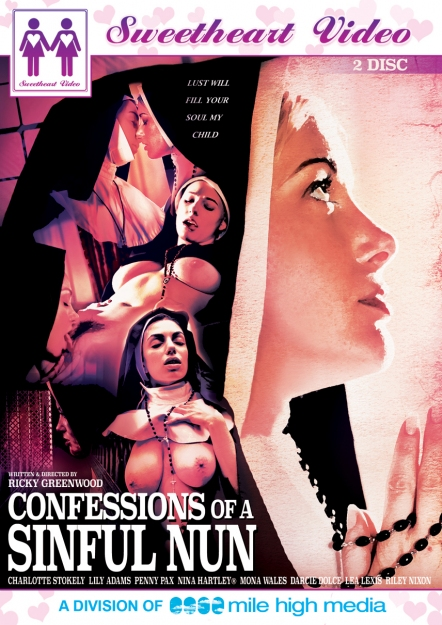 Confessions of a Sinful Nun DVD