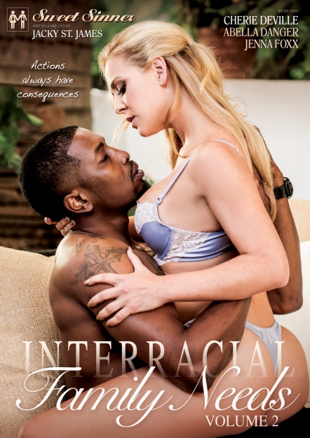 Interracial Family Needs #02